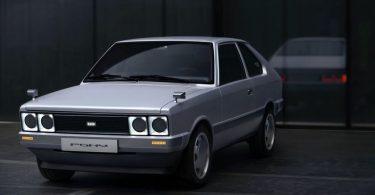 Перший масовий автомобіль Hyundai відродили у вигляді електрокара
