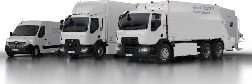 Комерційні вантажівки
