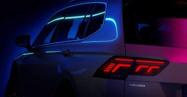 Подовжений Volkswagen Tiguan скоро оновиться: відома дата прем'єри