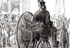 Як виглядав перший в історії електромобіль 1881 року.