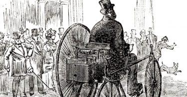Як виглядав перший електрокар 140 років тому