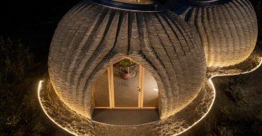 В Італії вперше створили будинок з екоматеріалів на 3D-принтері