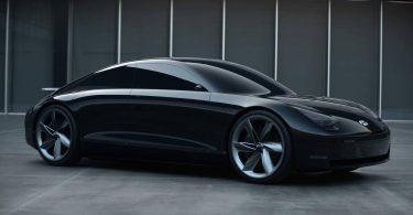 Hyundai готується випустити повністю електричний седан