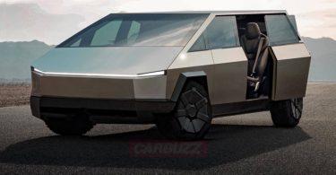 Tesla може випустити мінівен в стилі пікапа Cybertruck