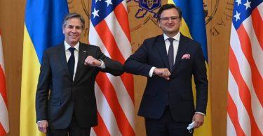 Україна попросить у США системи ППО - Кулеба