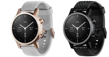 Ціна і дизайн нового смарт-годинника Motorola розкриті до анонсу