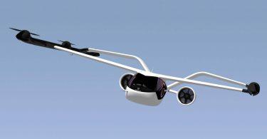 Аеротаксі VoloConnect створено для далеких польотів на великій швидкості