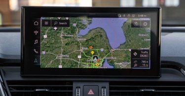 Audi запропонувала користуватися навігаційною системою за передплатою
