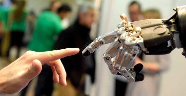 Розумна піна дозволить роботам відчувати об'єкти без контакту з ними
