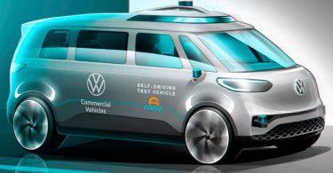 Volkswagen розпочне випробування автономних мікроавтобусів