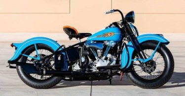 83-річний Harley-Davidson продали в 350 разів дорожче початкової ціни