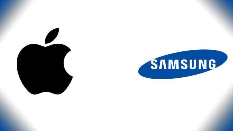 Samsung і Apple