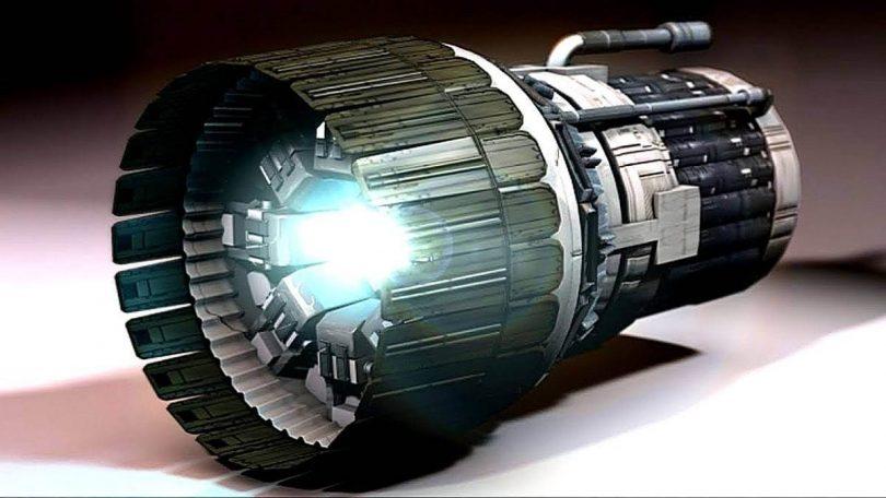 іонний двигун