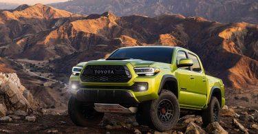Toyota адаптувала до бездоріжжя рамний пікап Tacoma