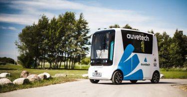 В Естонії створили перше в світі автономне водневе авто