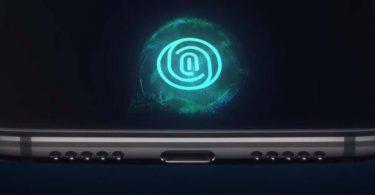 Xiaomi запатентувала унікальний підекранний сканер відбитків