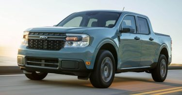 Ford розкрив кількість попередніх замовлень пікапа Ford Maverick за три місяці