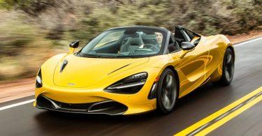 У Львові помітили суперкар McLaren за пів мільйона доларів. Фото