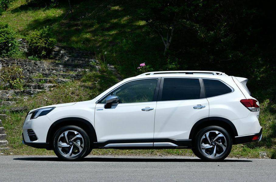 Оновлений Subaru Forester`2021