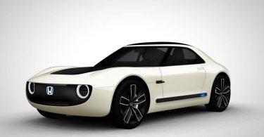 Розкрито терміни появи серійного Honda Sports EV