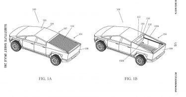 Tesla Cybertruck отримає кришку вантажного відсіку з сонячними батареями