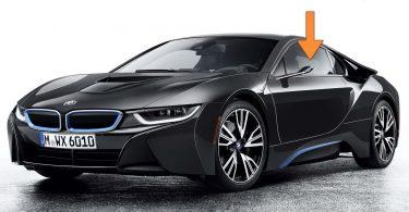 Нові BMW отримають проектори замість традиційних дзеркал заднього виду