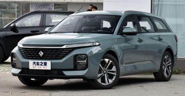 Китайці почали продаж стильного універсала вдвічі дешевше Octavia