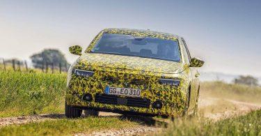 В Opel розповіли, як проходять випробування нової Astra