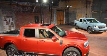 Бюджетний пікап Ford на базі Focus повністю розкрили до прем'єри