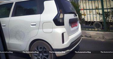 Maruti-Suzuki Wagon R EV