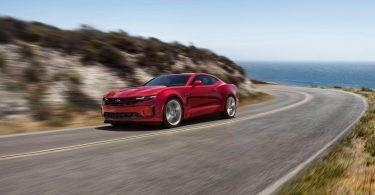 На зміну Chevrolet Camaro прийде електричний седан