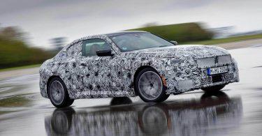 Стала відома дата прем'єри нового купе BMW 2-Series