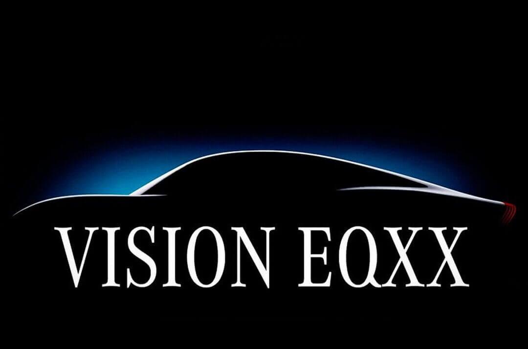 Vision EQXX Mercedes-Benz