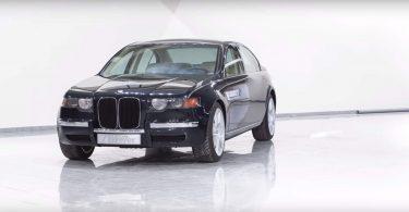 BMW показала концепт з 90-х, який майже ніхто не бачив. У нього величезні «ніздрі»