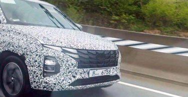Оновлену Hyundai Creta зняли на дорозі: вона схожа на Tucson