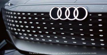 Audi розкрила дату прем'єри першого «сферичного» електрокара