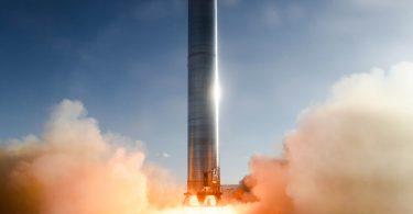 SpaceX випробувала міжпланетну ракету-носій Super Heavy [ВІДЕО]