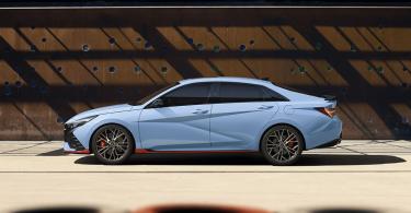 280 сил і 5,3 секунди до «сотні»: Hyundai представила «гарячу» Elantra N