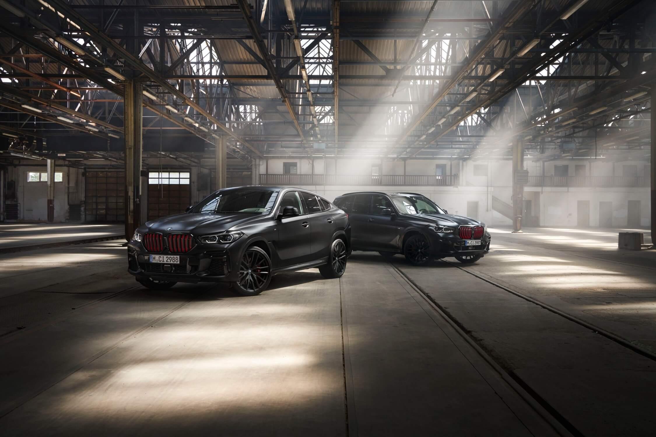BMW X5 та X6