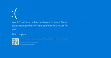 «Екран смерті» в Windows 11 більше не синій