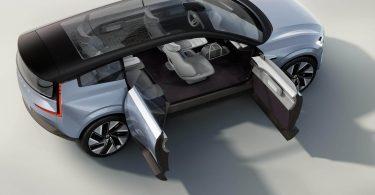 Нові моделі Volvo будуть називатися іменами власними