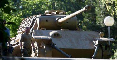 У пенсіонера з Німеччини в підвалі знайшли танк часів Другої світової війни