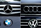 Mercedes BMW Volkswagen Audi