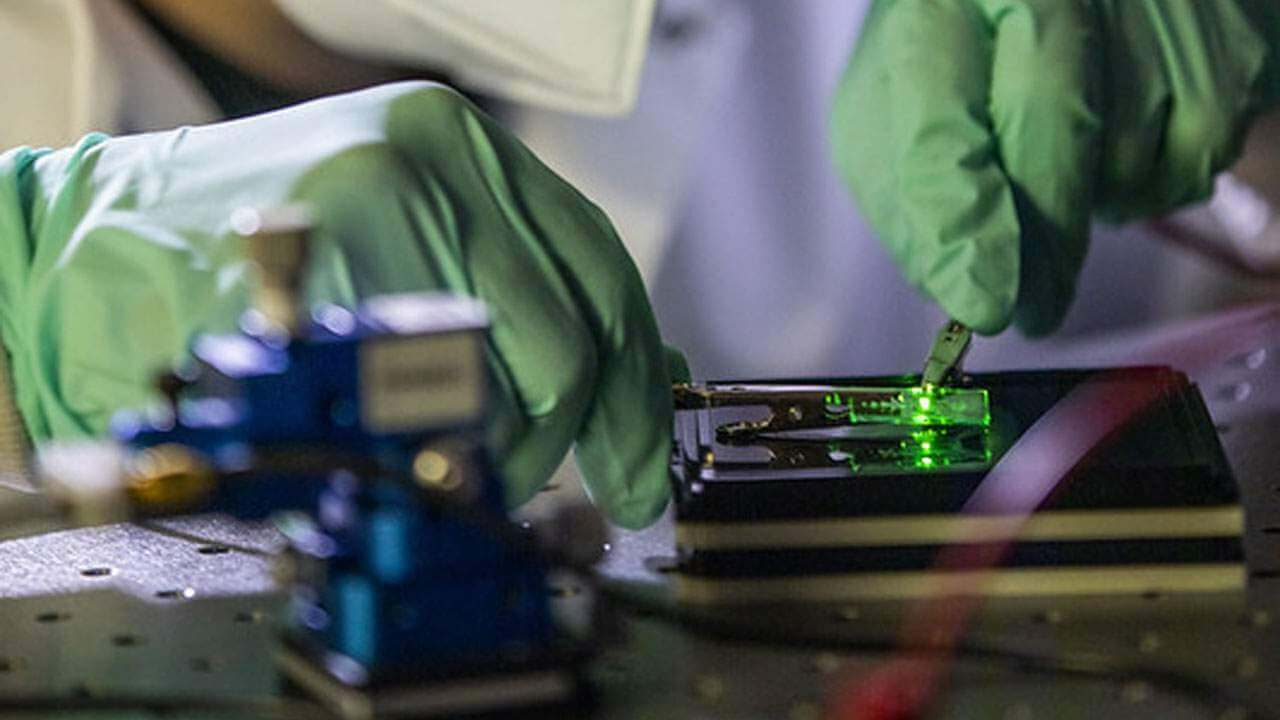 Nanotech OLED