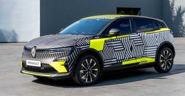 Стало відомо, коли дебютує електричний Renault Megane
