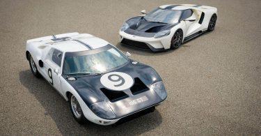 Ford присвятив нову версію суперкара GT гоночному прототипу 1964 року