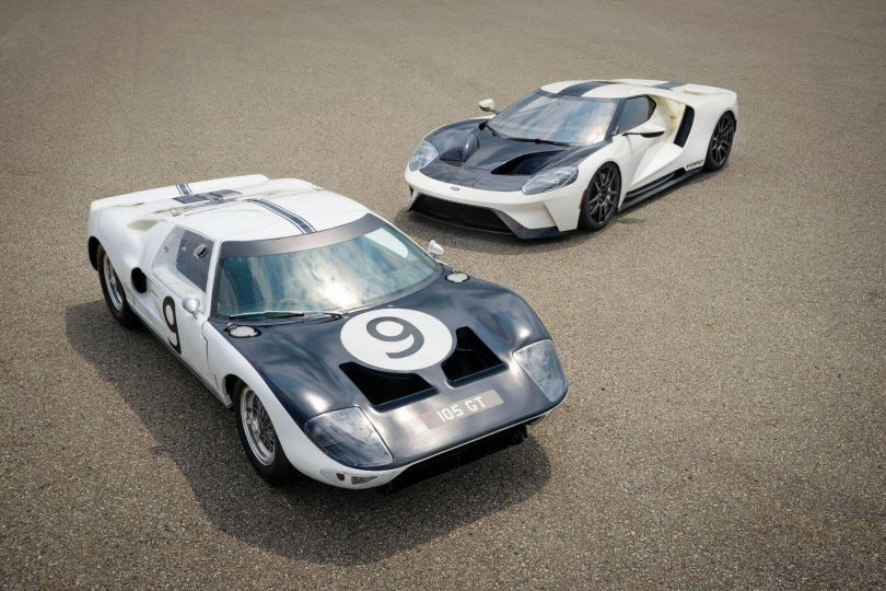 Ford GT'64 Heritage Edition
