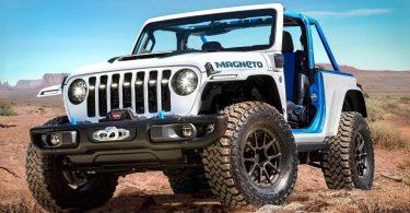 Перший електричний Jeep дебютує в 2023 році