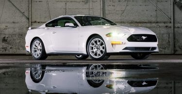 Mustang Ice White Edition