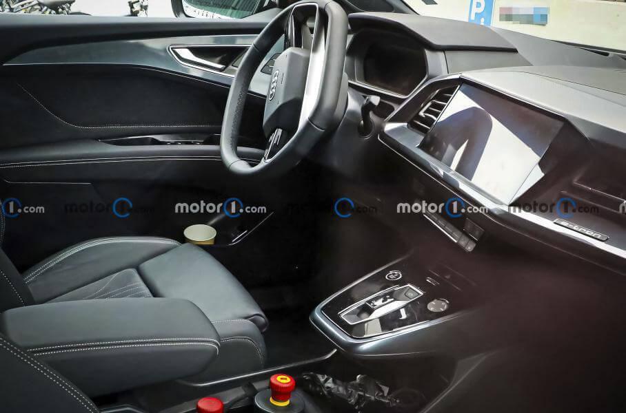 Q5 e-tron Audi